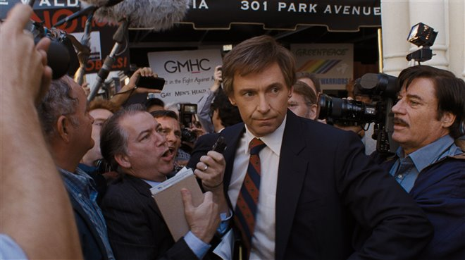 "Hugh Jackman as Gary Hart in ""The Front Runner."" (Columbia Pictures)"