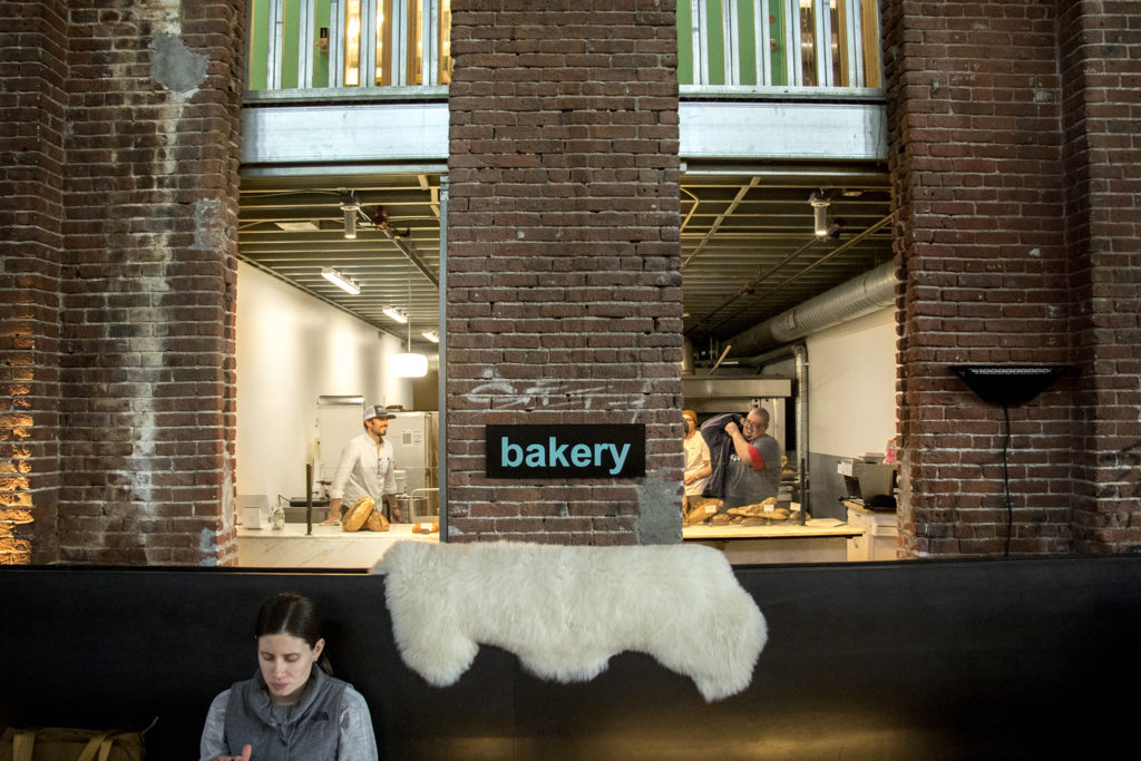 Reunion Bakery is about to open at The Source in RiNo, Five Points, Jan. 22, 2019. (Kevin J. Beaty/Denverite)
