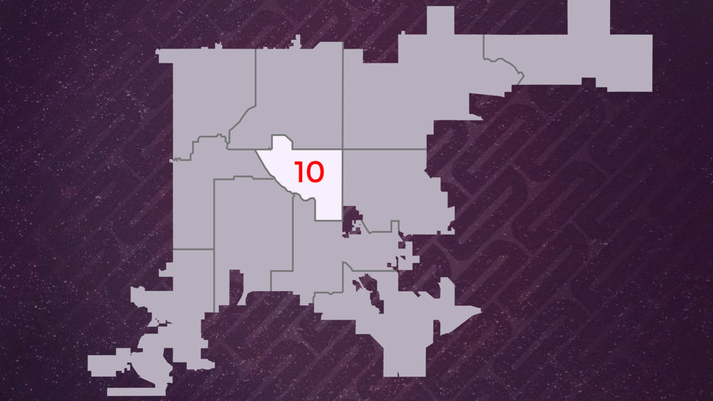 Denver City Council District 10. You can search the district map by address at the city's website.