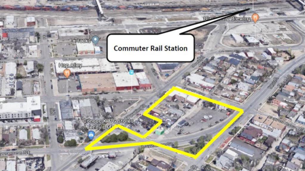 (Denver Community Planning and Development)