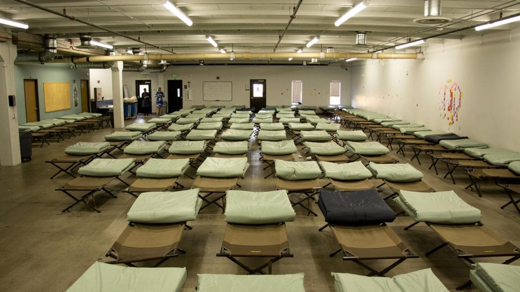 Catholic Charities' Samaritan House short-term women's shelter, June 7, 2019. (Kevin J. Beaty/Denverite)