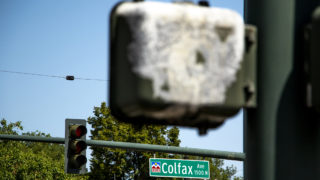East Colfax Avenue, Aug. 22, 2019. (Kevin J. Beaty/Denverite)