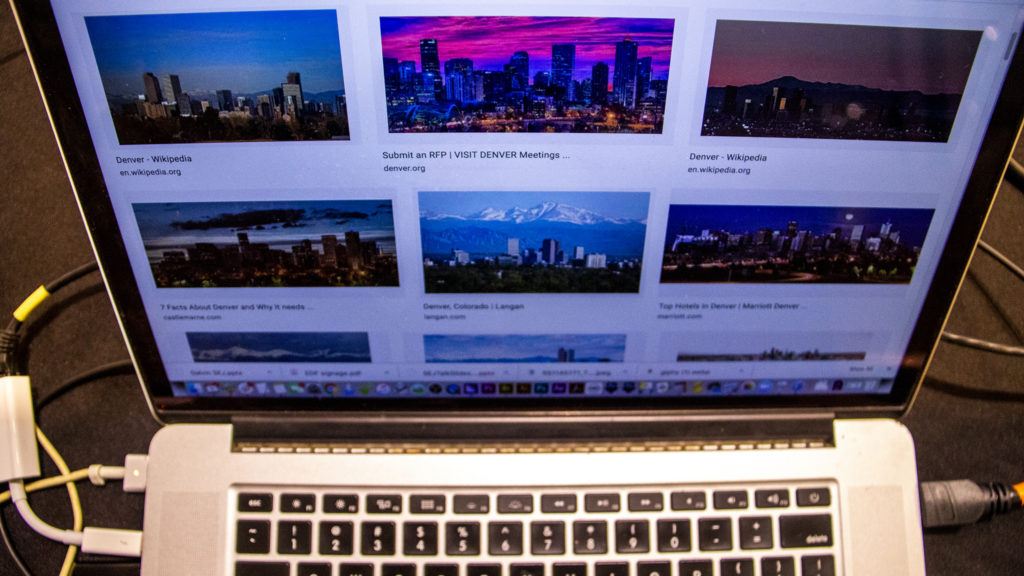 Denver is on the internet. (Kevin J. Beaty/Denverite)