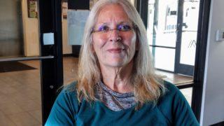 Pam Gantenbein at ALTO on Oct. 9, 2019. (Donna Bryson/Denverite)