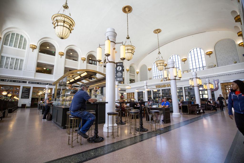 Union Station, Sept. 25, 2019. (Kevin J. Beaty/Denverite)