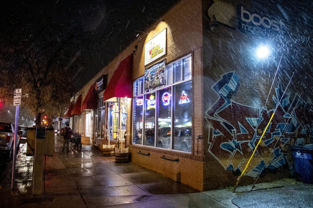 Jack Rabbit Slims in Cole. Nov. 21, 2019. (Kevin J. Beaty/Denverite)