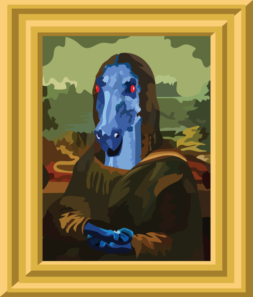 (Leonardo da Vinci and Kevin J. Beaty)