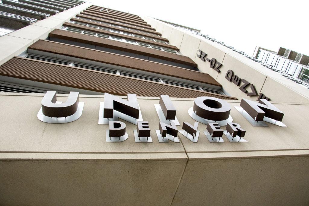 The Union Denver on Chestnut Place. Dec. 12, 2019. (Kevin J. Beaty/Denverite)