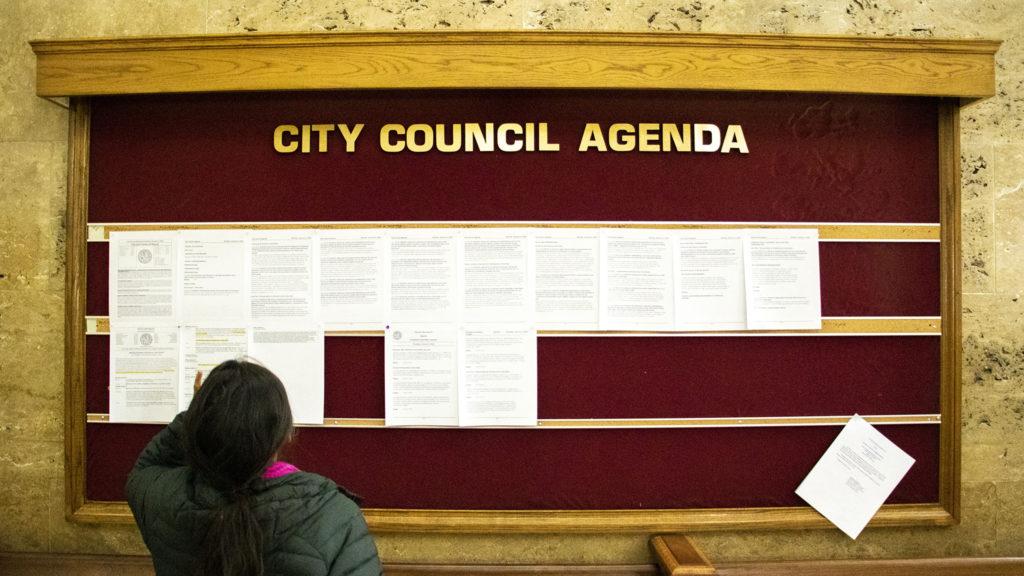 Denver City Council, Jan. 6, 2020. (Kevin J. Beaty/Denverite)