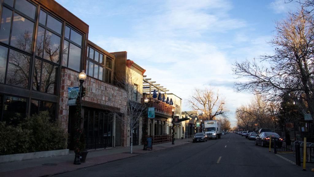 South Pearl Street in Platt Park, Jan. 9, 2020. (Kevin J. Beaty/Denverite)