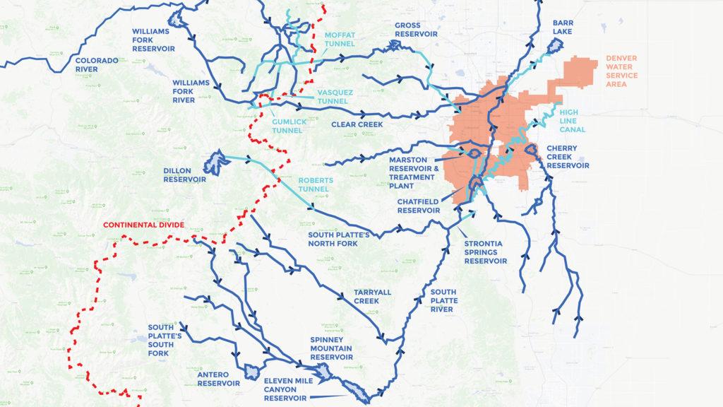 (Drawn by: Kevin J. Beaty/Denverite. Data sources: Denver Water. Base map: Google Maps.)