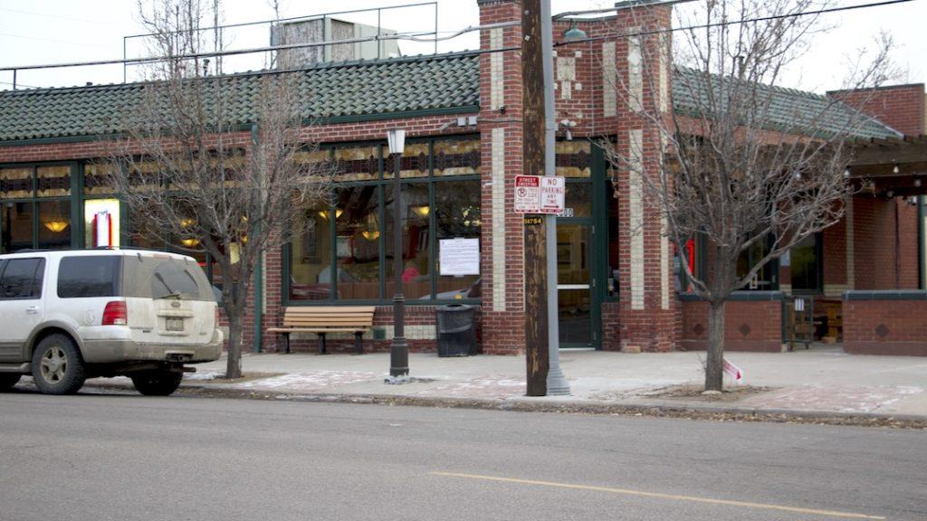 Whittier Pub, Jan. 20, 2020. (David Sachs/Denverite)