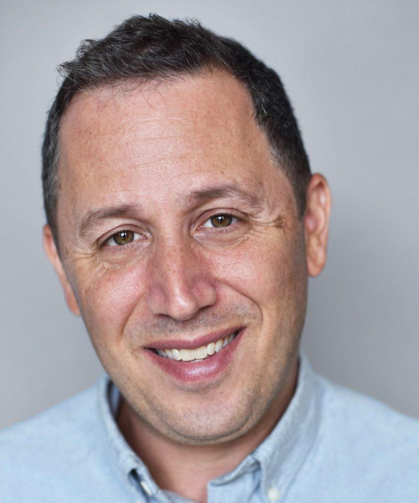 Doug Gordon, co-founder of The War on Cars podcast. (Courtesy photo, Ari Scott)