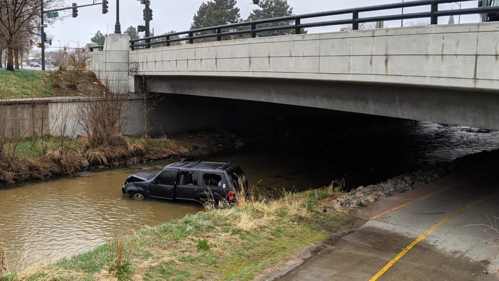 It happened again. (Greg Pixley/Denver Fire Department)