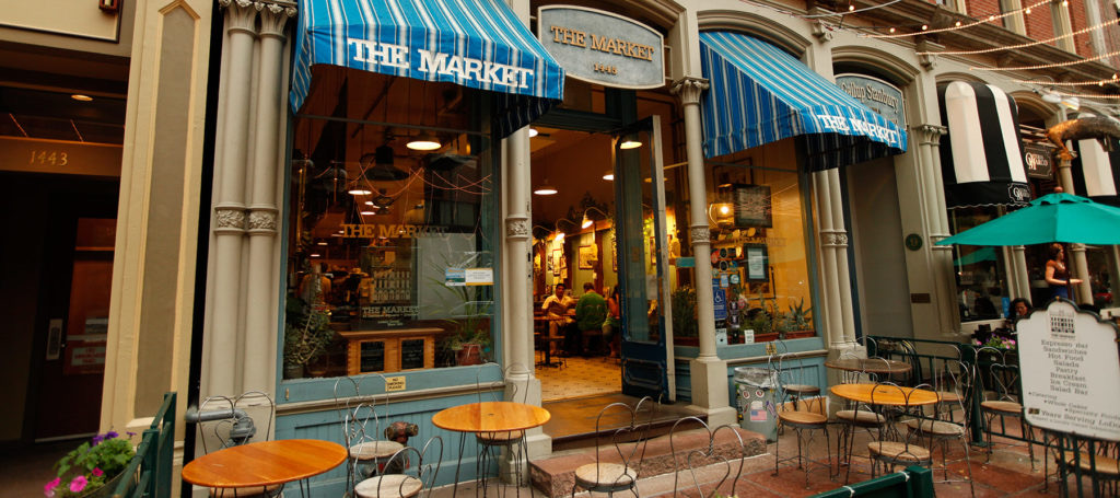 The Market at Larimer Square will close after 37 years in LoDo. (Courtesy: The Market)