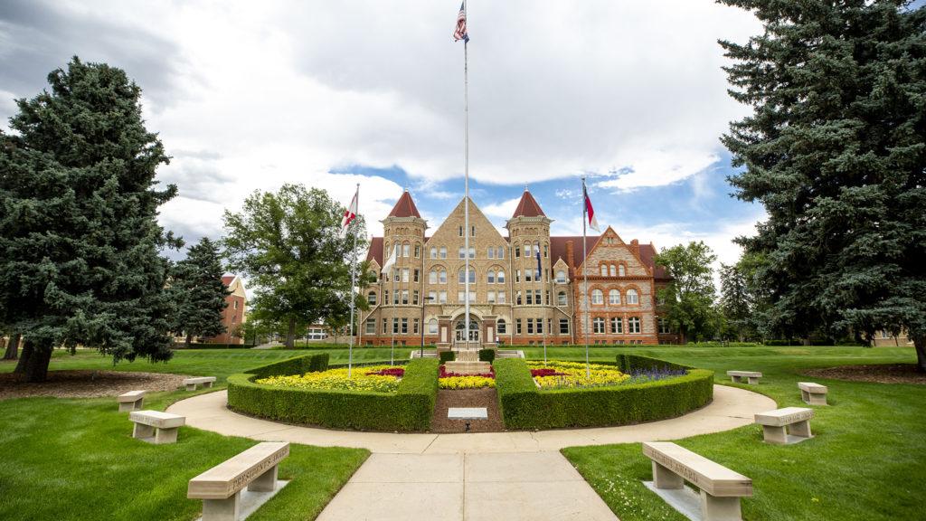 Johnson and Wales University, South Park Hill. June 25, 2020. (Kevin J. Beaty/Denverite)