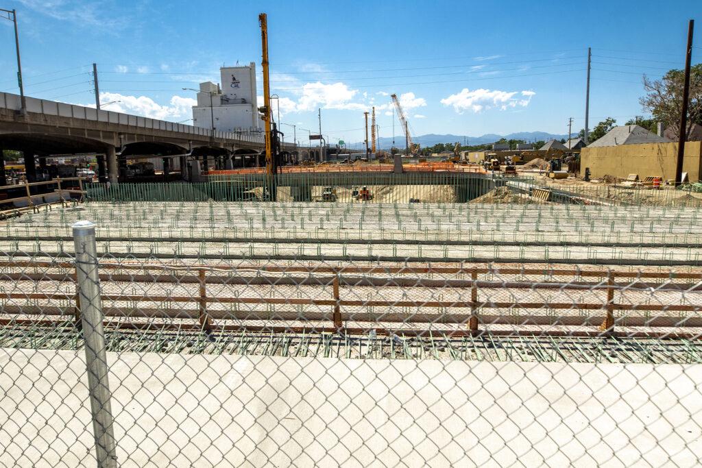 I-70 construction in Elyria Swansea. July 11, 2020.