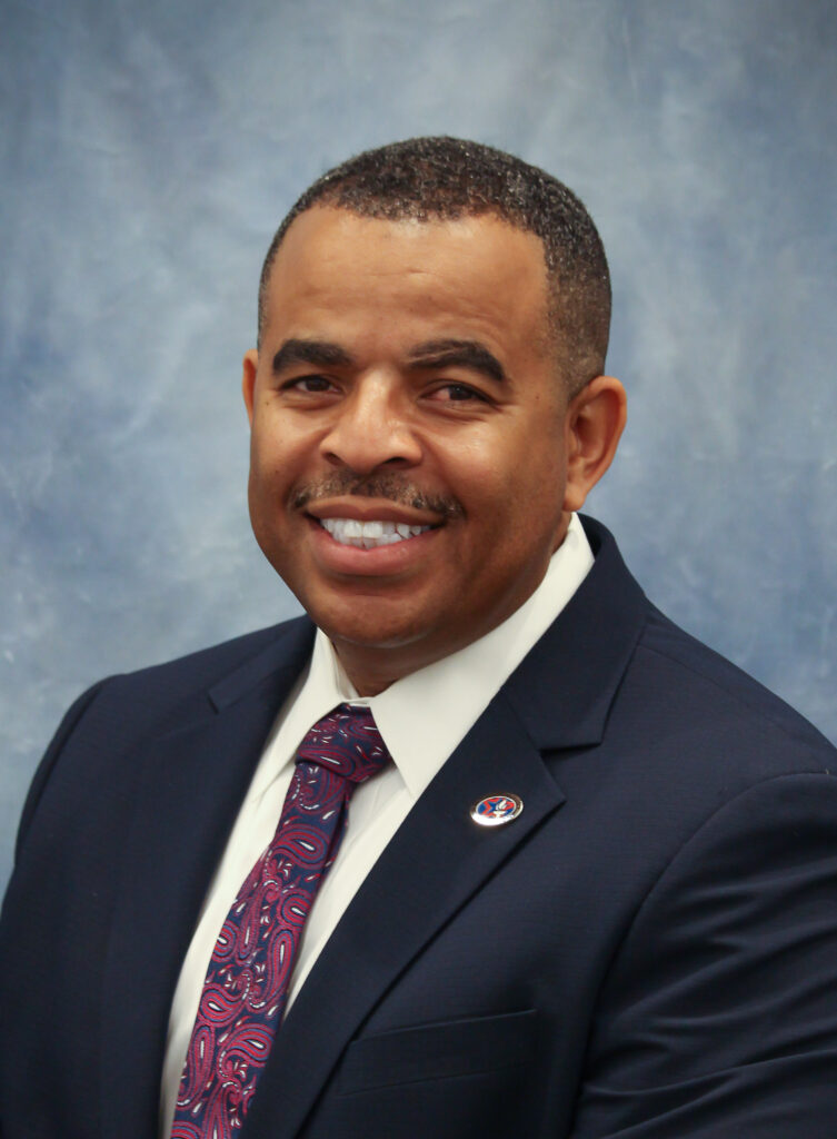 Elias Diggins has been appointed to lead the Denver Sheriff Department.