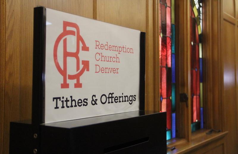 Inside the Howard Berkeley Park Chapel on Wednesday, July 15, 2019, in northwest Denver. (Esteban L. Hernandez/Denverite)