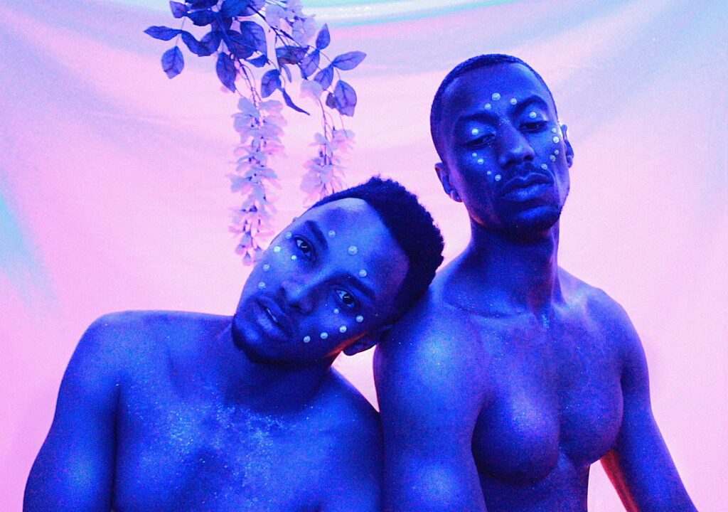 """""""In Moonlight, We Glow"""" with Fronzo D Gilkey and Kevin Quinn Marchman"""