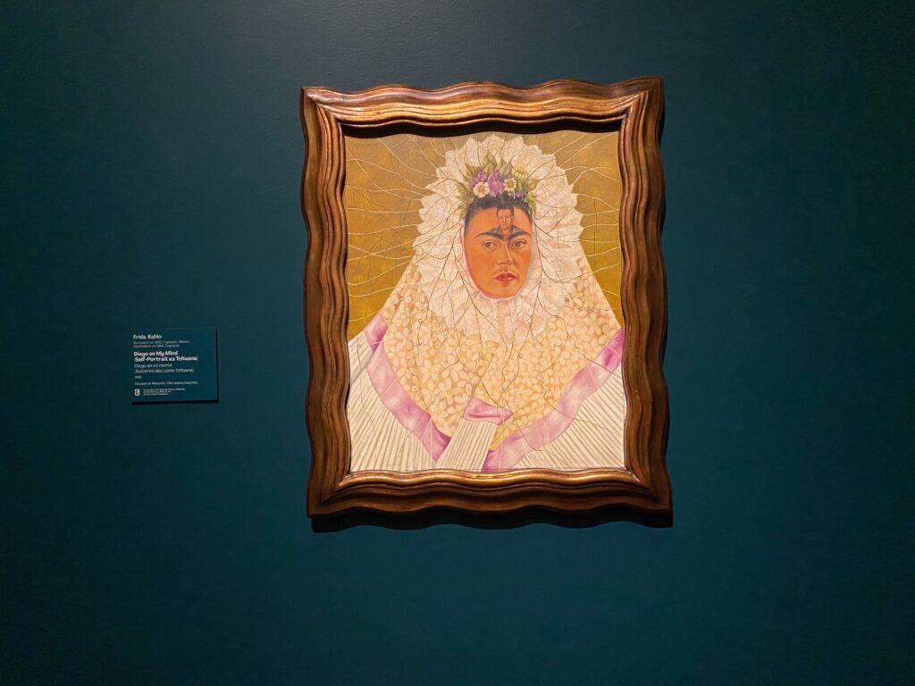 Frida Kahlo's Diego on my Mind at the DAM
