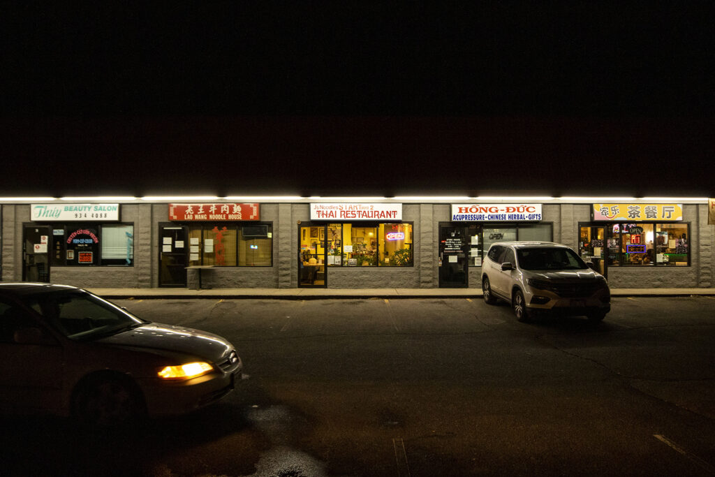 J's Noodle and Star Thai Delivery on Federal Boulevard. Oct. 28, 2020.