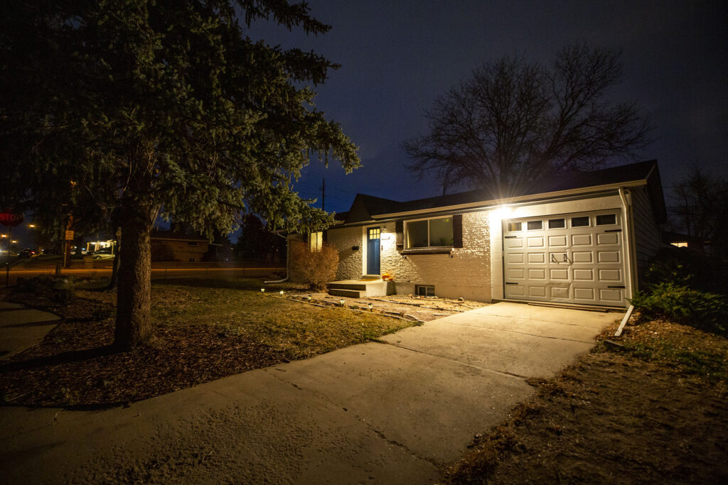 Kimberly and Jonathan Strat's new home in Westminster. Nov. 20, 2020.