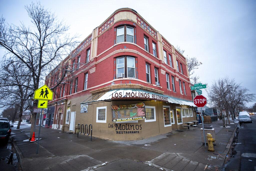 Los Molinos Restaurante at Franklin Street and Bruce Randolph Avenue. Dec. 11, 2020.