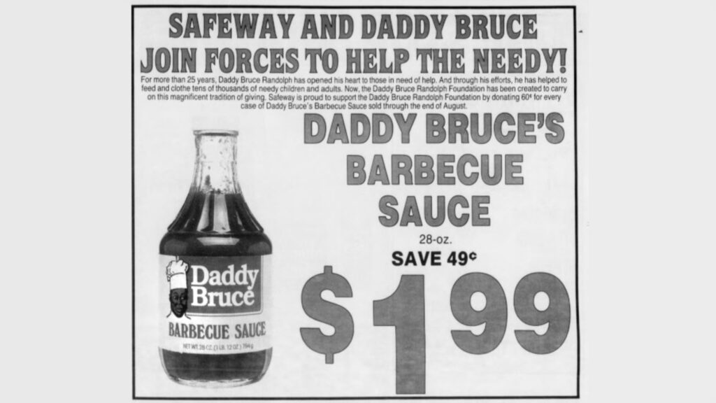 An ad in the Broomfield Enterprise, July 24, 1986.