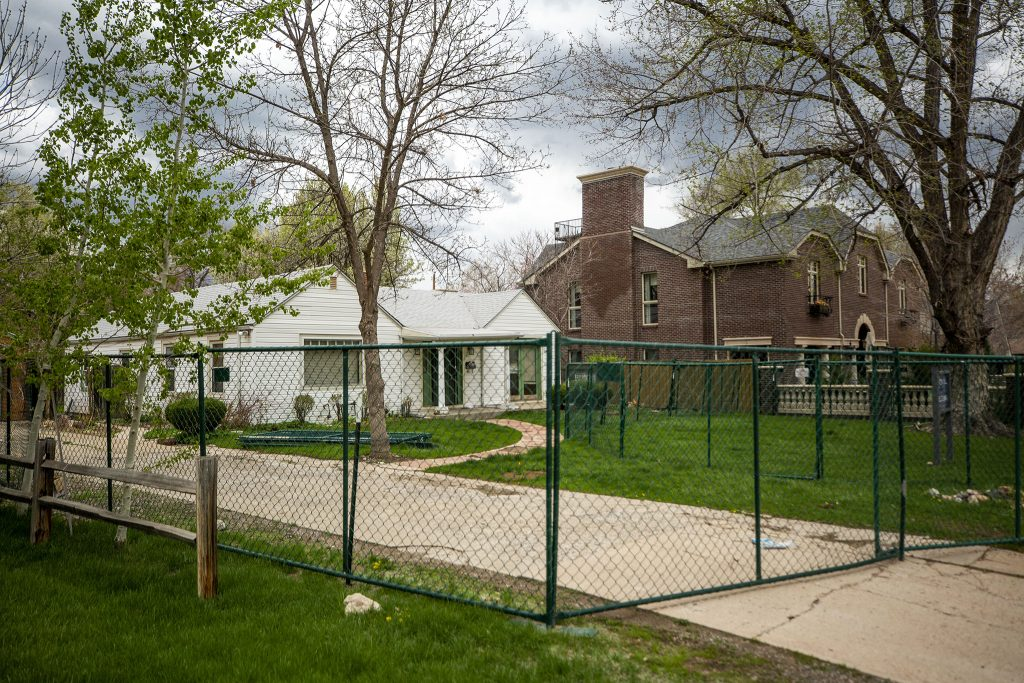 A bungalow in University Park sold for close to $1 million and will soon be scraped for something newer. May 4, 2021.