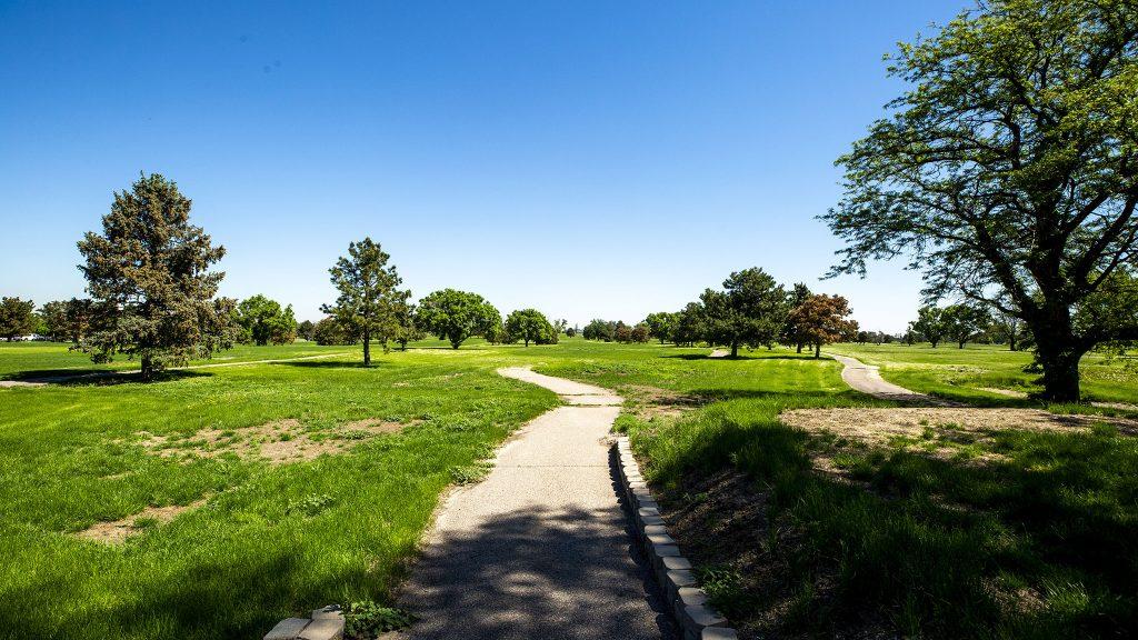 The Park Hill Golf Course. June 4, 2021.
