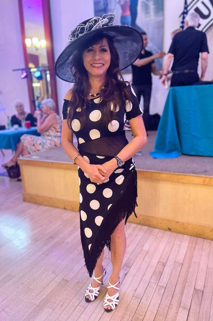 Dancer Victoria Huynh, of Parker, returns to the Denver Turnverein. June 5, 2021.
