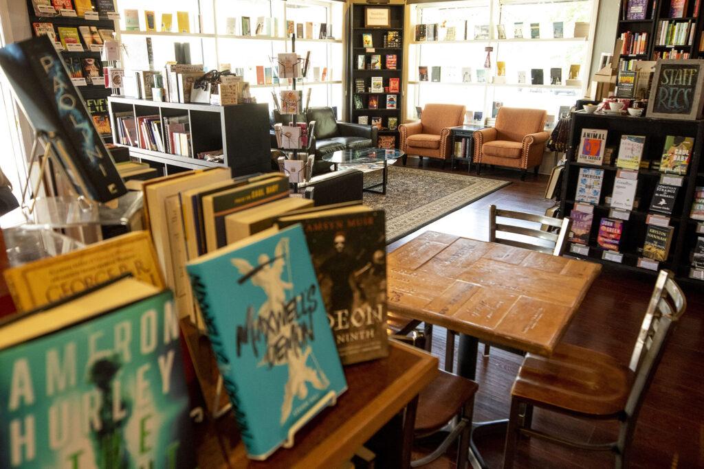 Bookbar on Tennyson Street. July 24, 2021.