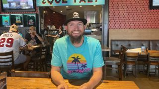 Dustin Jaramillo, assistant general manager at Su Taco.