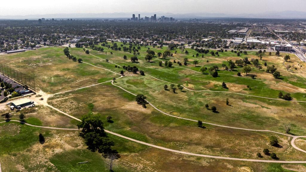 The Park Hill Golf Course. Northeast Park Hill, Sept. 23, 2021.