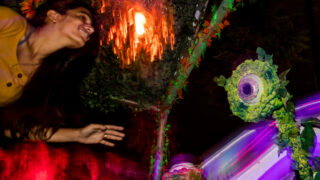 Spookadelia 4: The Curse Of Novo Ita at Spectra Art Space in Denver is an all-ages psychedelic immersive art, augmented reality and theatrical experience.
